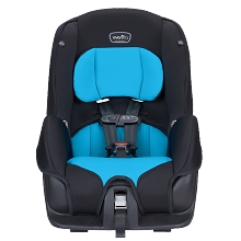 Evenflo Tribute LX Convertible Car Seat Azure Coast