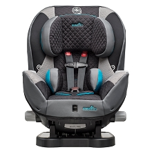 Evenflo Triumph 65 LX Convertible Car Seat, Flynn