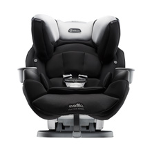 Evenflo Platinum SafeMax All-in-One Car Seat Shiloh