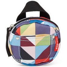 Skip hop Pacifier Pocket in Prism Print