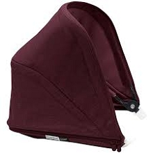 Bugaboo Bee5 (extendable) Sun Canopy Red Melange