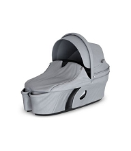 Stokke® Xplory® Carry Cot Grey Melange