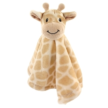 Hudson Baby Security Blanket, Giraffe
