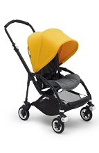 Bugaboo Bee5 Complete Urban Stroller Sunrise Yellow