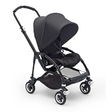 Bugaboo Bee5 Complete Urban Stroller Black