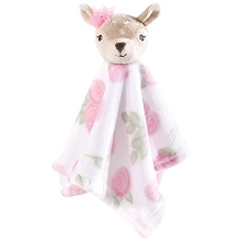 Hudson Baby Security Blanket, Fawn