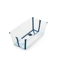 Stokke® Flexi Bath® Bundle Transparent Blue