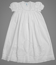 Feltman Brothers Christening Gown with Hat
