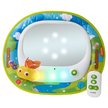Munchkin Brica Baby in Sight Magical Firefly Auto Mirrow Multicolor