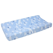 Crown Craft Carter's Take Flight Changing Pad Cover