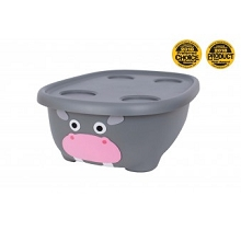 Prince LionHeart  Tubimal™ Infant & Toddler Tub-Hippo