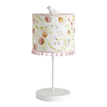 Lambs & Ivy Sweet Spring Lamp and Shade