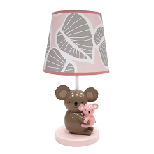 Lambs & Ivy Calypso Lamp with Shade