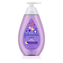 Johnson N Johnson Bedtime Bath 13.6 Ounce