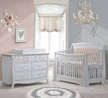 Natart Juvenile Bella Pure White Furniture Set