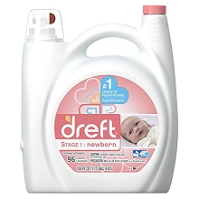 Dreft High Efficiency Detergent 150 oz