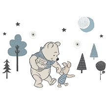 Lambs & Ivy Forever Pooh Wall Decals