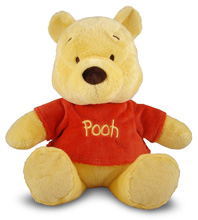 Kids Preferred Disney Plush Winnie The Pooh