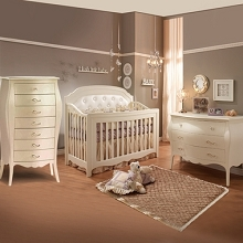 Natart Juvenile  Allegra Furniture Set