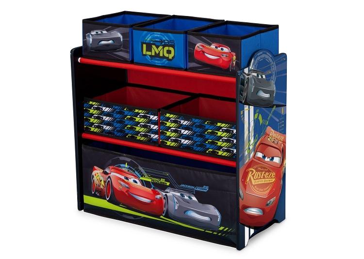 Delta Children Cars Multi Bin Toy Organizer Ideal Baby