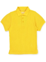 Universal School Uniform 50% Off Polo Short Sleeve Boy Gold
