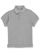 Universal 50% Off School Uniform Boy Short Sleeve Boy Polo Grey