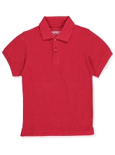 Universal School Uniform 50% Off Polo Short Sleeve Boy, Red
