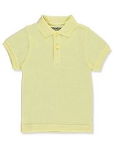 Universal School Uniform 50% Off Boy Short Sleeve Boy Polo Yellow
