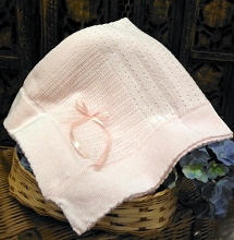 Will'beth Knit Baby Blanket