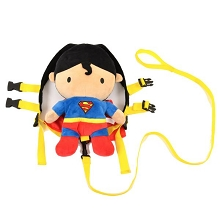 Kids Embrace Harness Buddy Superman