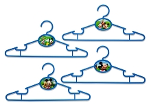 Delta Children Mickey Mouse 50 Pack Hangers