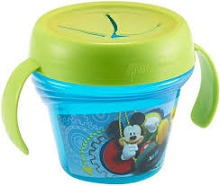 First Years Disney Mickey Mouse Snack Bowl 8oz 9m+