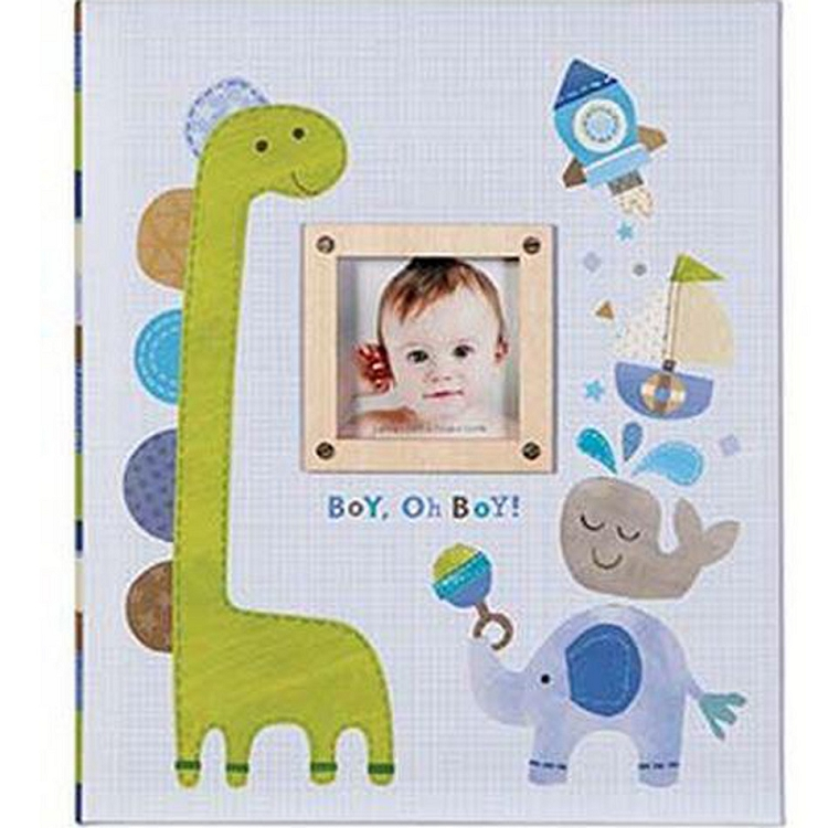 Baby Album and Picture Frames