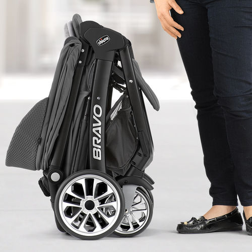 Chicco 174 Bravo 174 Le Trio Travel System Silhouette Ideal Baby