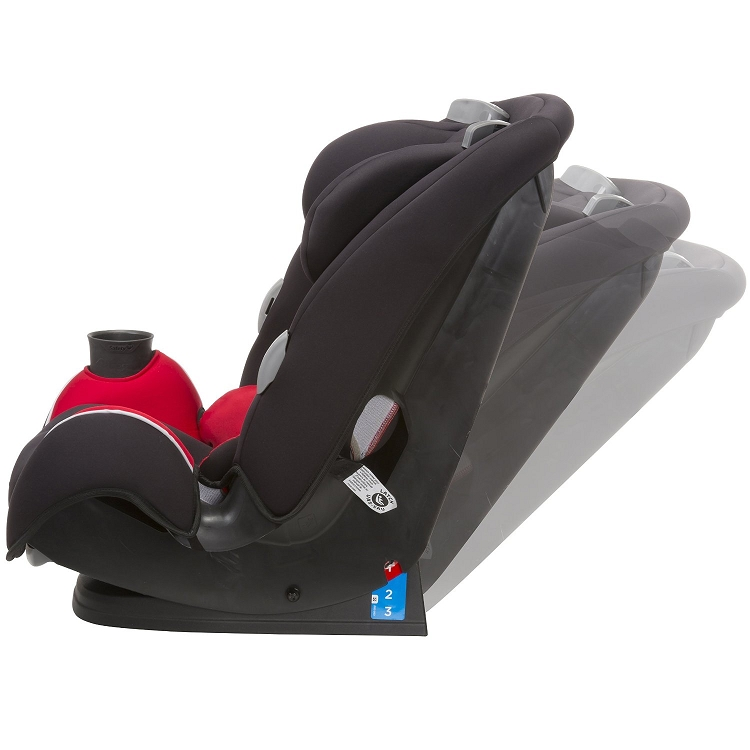 Safety 1st Continuum 3 In 1 Car Seat Chili Pepper