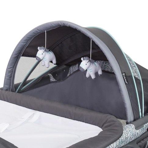Baby Trend Deluxe Ii Nursery Center Playard Ziggy Playards