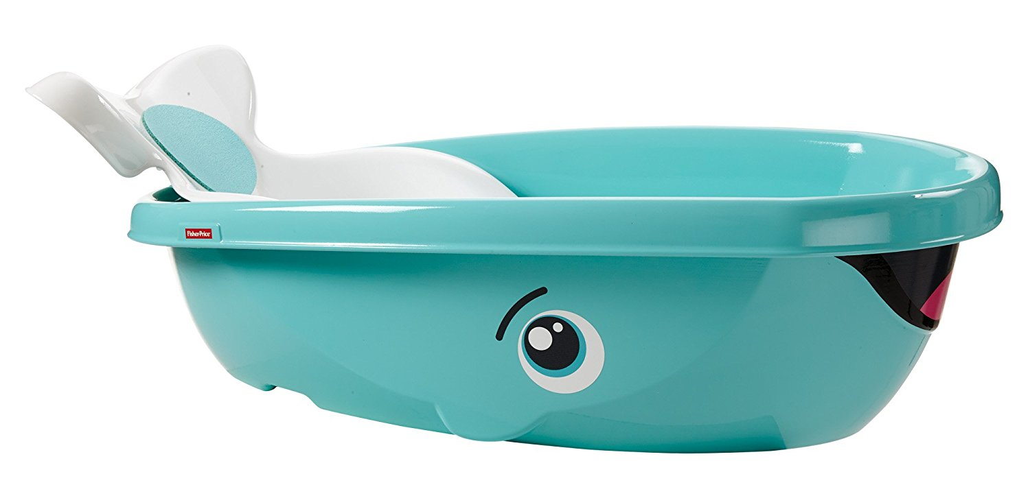 Fisher Price Precious Planet™ Whale of a Tub!™ - Ideal Baby