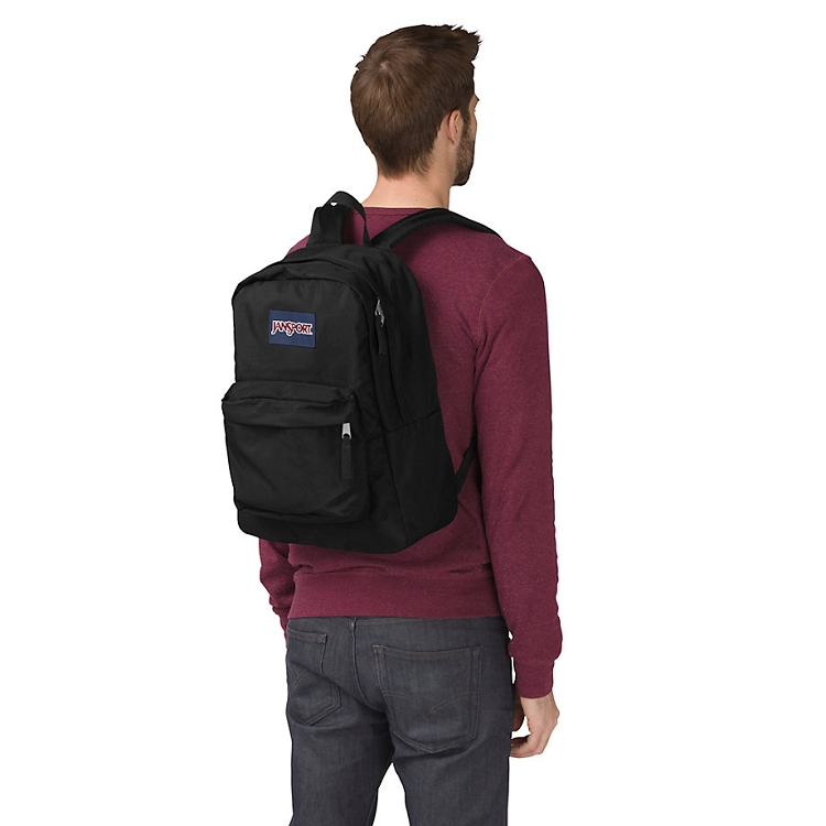 Jansport Superbreak Backpack Black - Ideal Baby