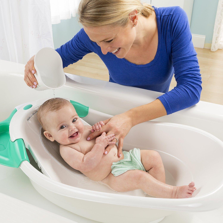 Summer Infant Warming Waterfall Bathtub - Ideal Baby