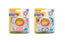 Luv n Care Nuby Comfort Pacifier 0-6 Months 3-Pack