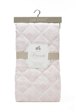 Cudle Time Changing Pad Cover Pink Diamond