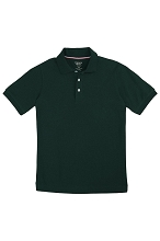 French Toast School Uniform 50% Off Skinny Polo Girl,  Hunter Green