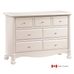 Natart Avalon Double Dresser
