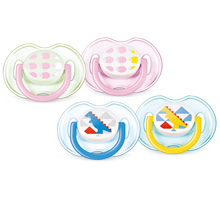 Philips AVENT Classic Pacifier 0-6m BPA Free, 2 Pack