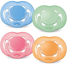 Avent Ultra Air Pacifier with Airflow 6-18m BPA Free, 2 Pack