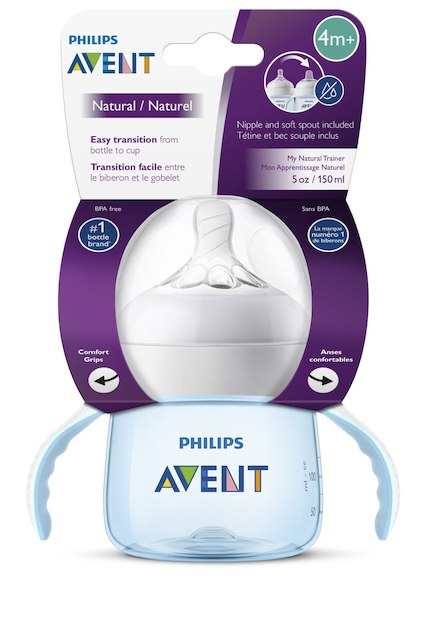 Avent Natural Trainer Sippy Cup 5 Oz 1 Pack