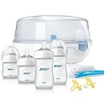 Philips AVENT Natural PP Essentials Gift Set