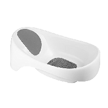 Boon Soak 3 Stage Bathtub Gray-White