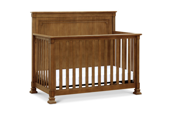 Franklin Amp Ben Nelson Convertible Crib 4 In 1 With Toddle Rail