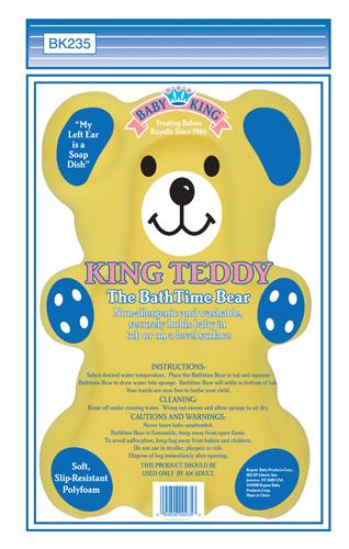 Bathtubs For Sale >> Baby King Teddy Bathtime Bear